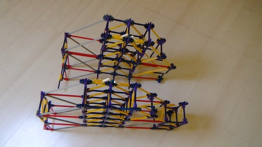 Assemble the Two Parts of the Frame