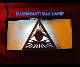 Illuminati Backlight-Lamp