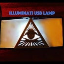 Illuminati Backlight-Lamp