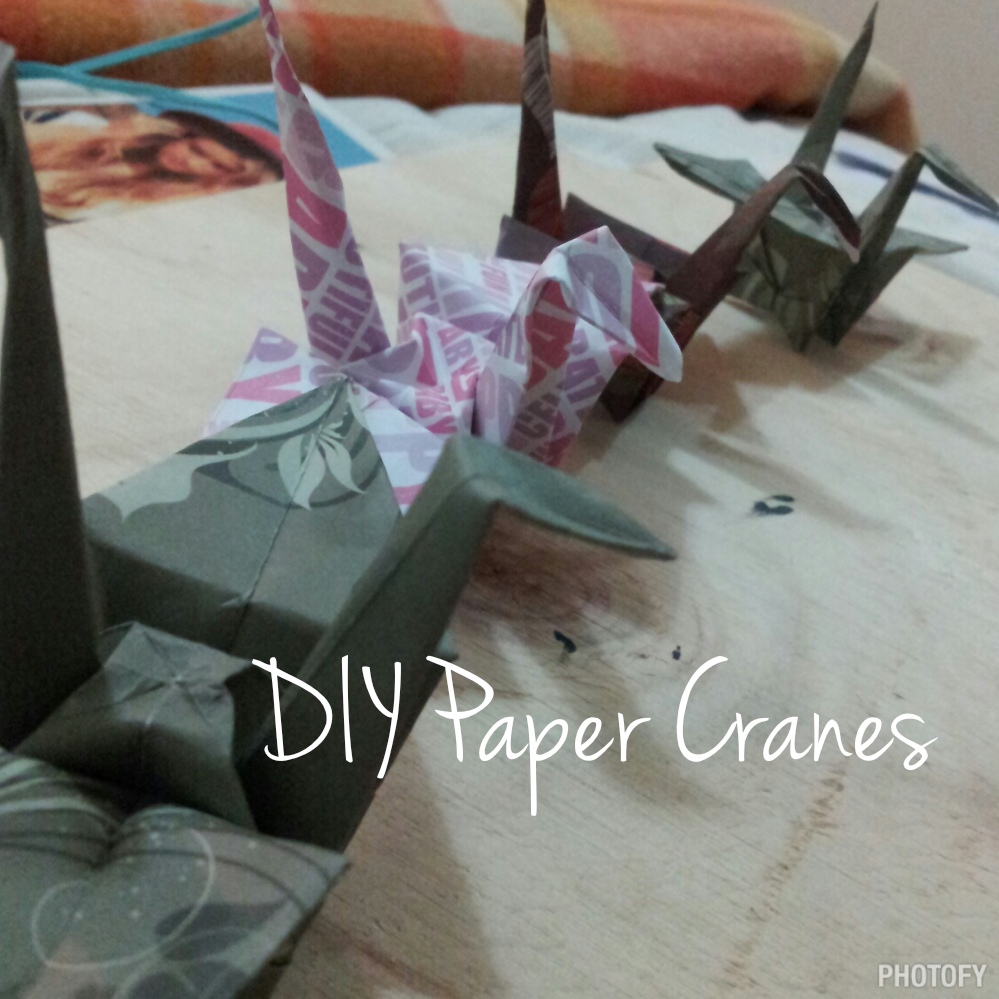 Picture of Paper Cranes