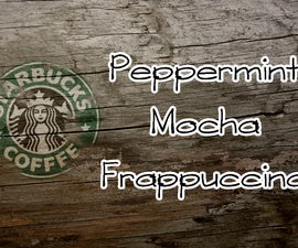 Starbuck's Peppermint Mocha Frappuccino Copycat Recipe