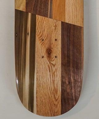 Skateboard Decks Made Out of Pallet Wood
