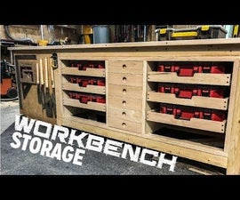 Outfeed Table Storage Upgrade