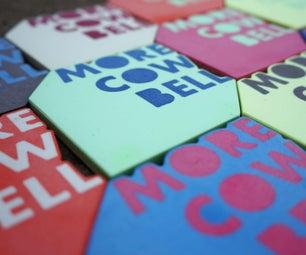 Resin Cast Coasters