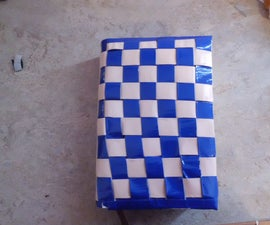 Duct Tape Book Cover