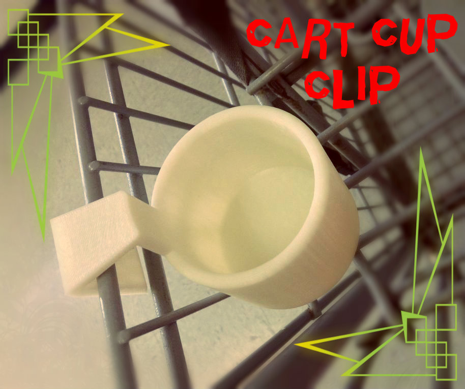 Picture of Cart Cup Clip