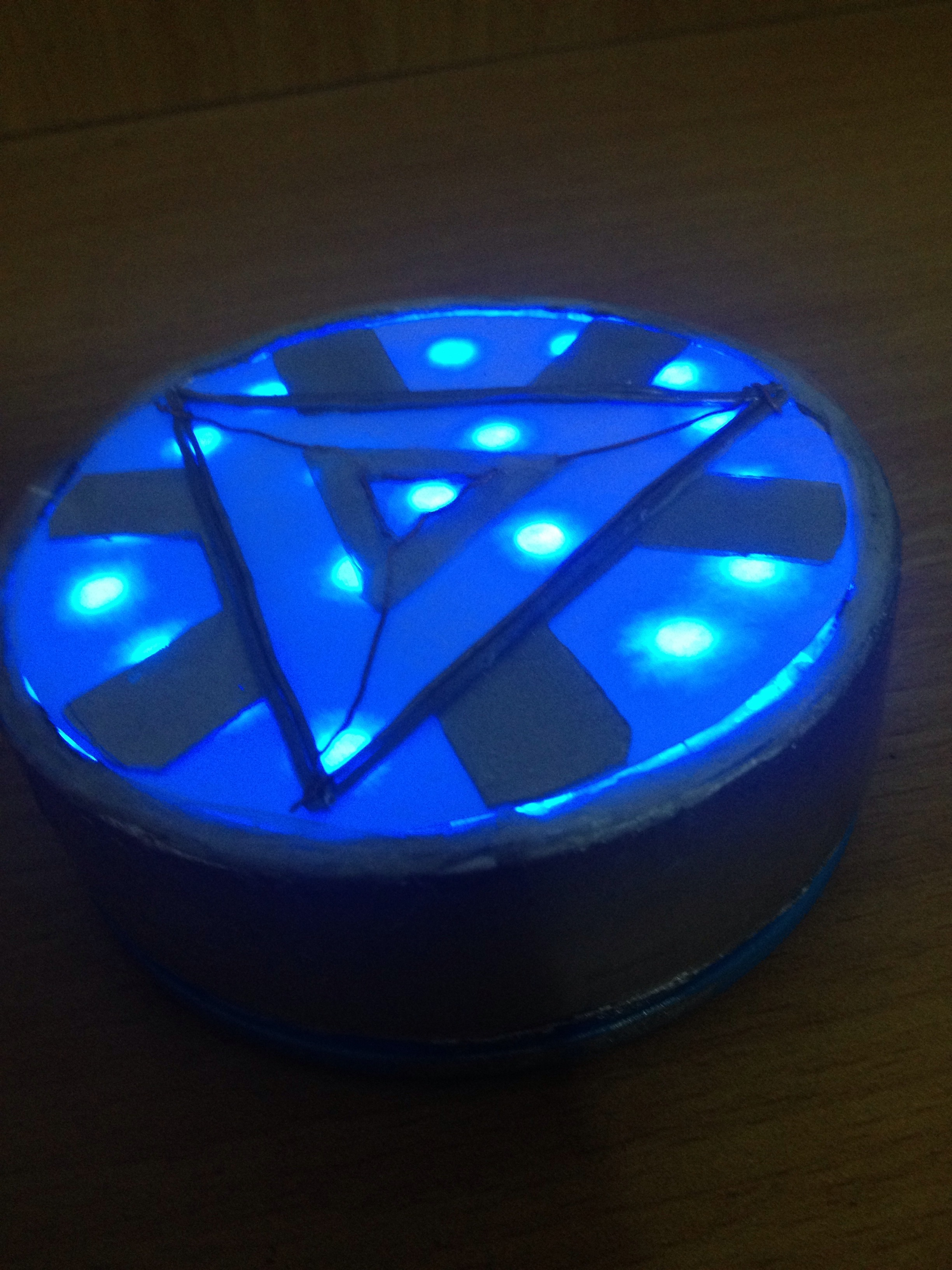 Picture of Iron Man 2 Arc Reactor