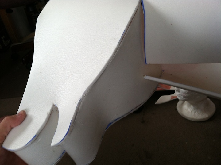 Picture of Layout Head Pieces