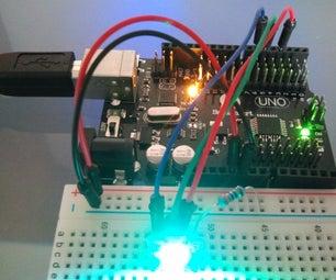 How to Use an RGB LED