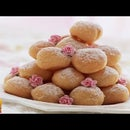 Cake doughnut recipe