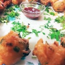 Indian Style Onion Bonda