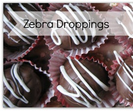 Zebra Droppings