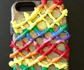 Cute Hot Glue Phone Case