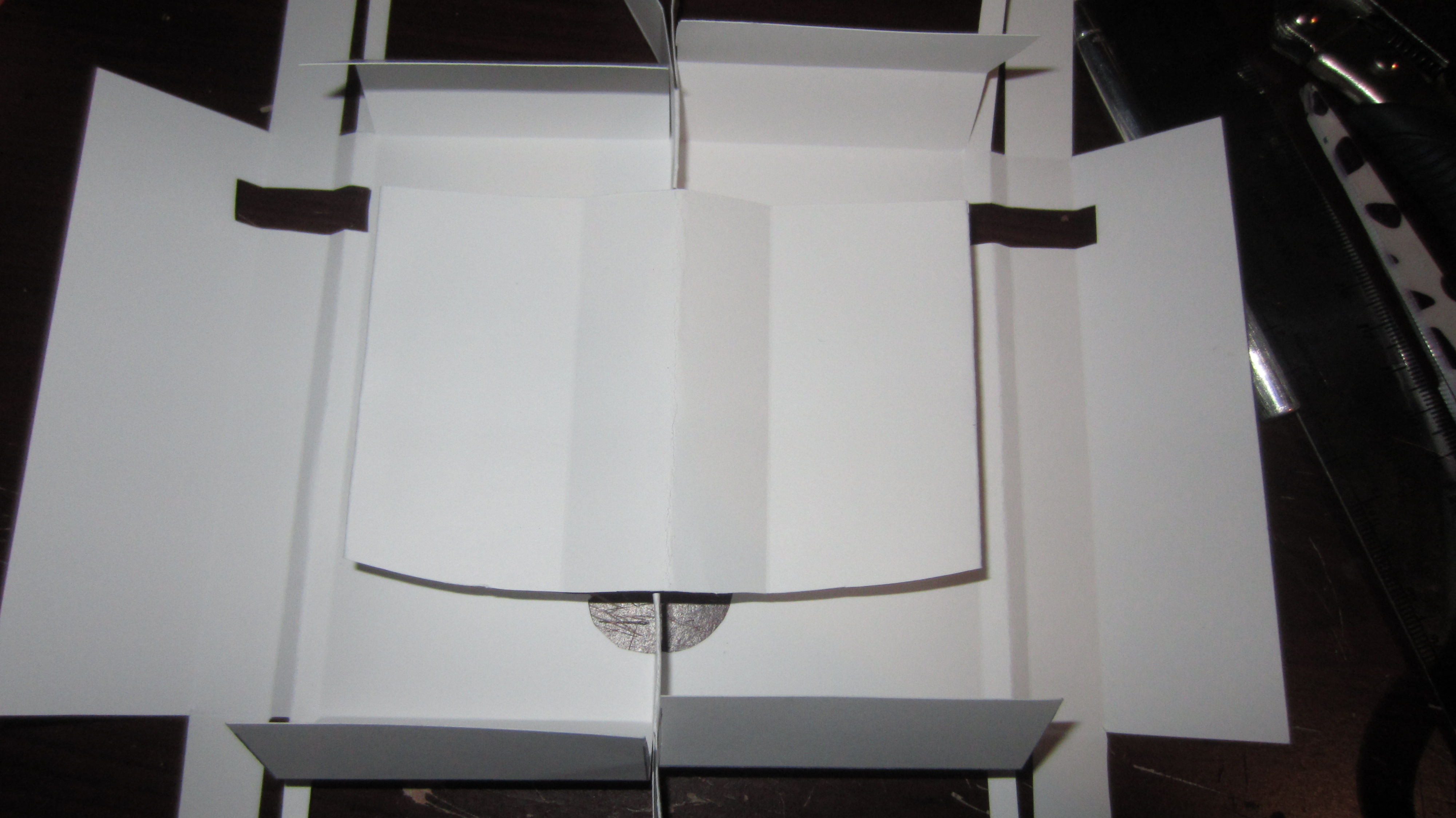 Picture of The Insert: Attaching the Large Flaps
