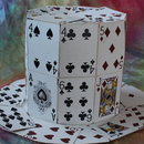 How to Make a Hat Out of Cards!
