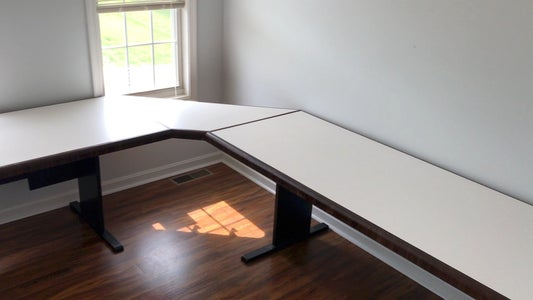 Assemble and Enjoy Your New Desk!