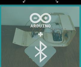 Setting Up Wireless Laser Cut Light Box Through Bluetooth (TfCD)