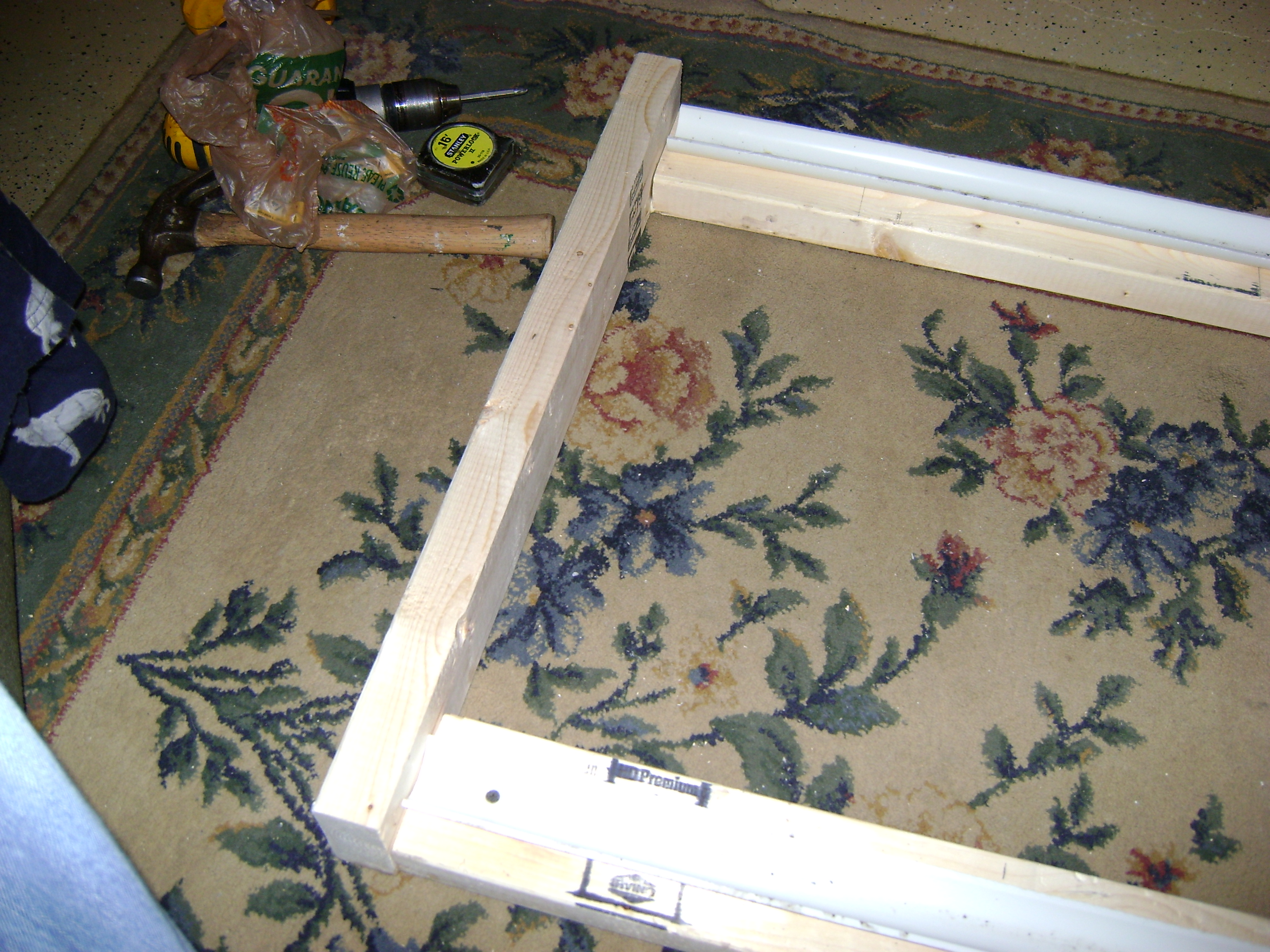 Picture of Making the Frame