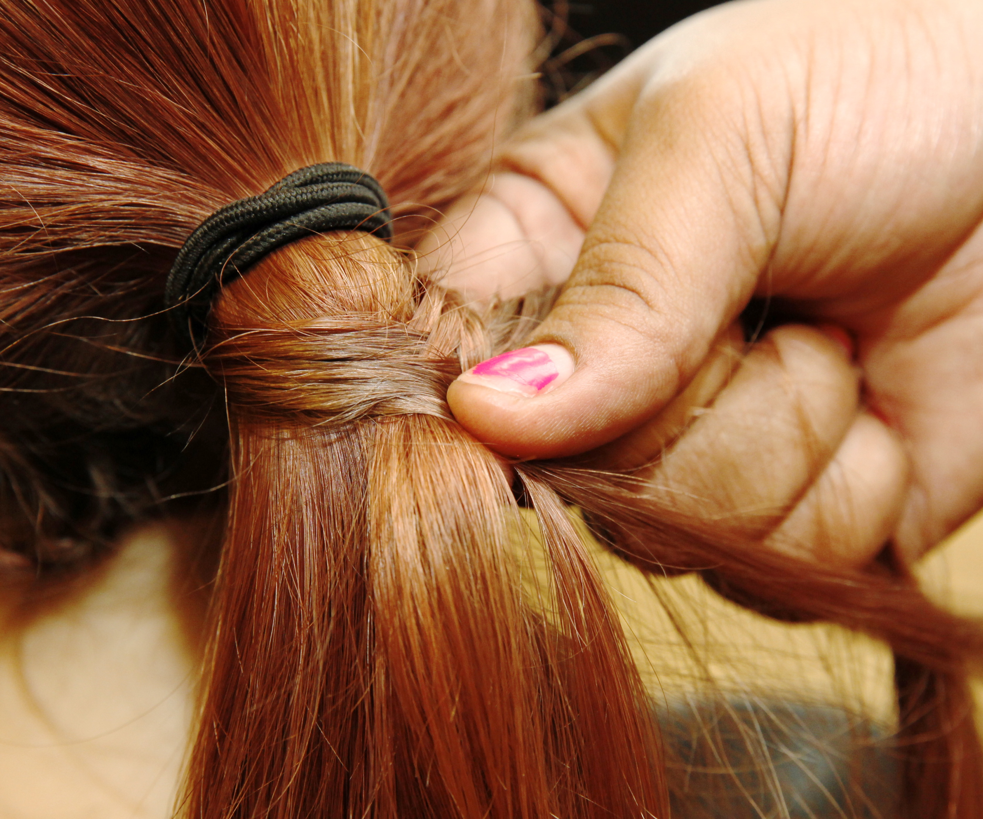 Picture of Continue the Fishtail Braid