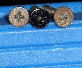 Rejuvenate your rusty screws!