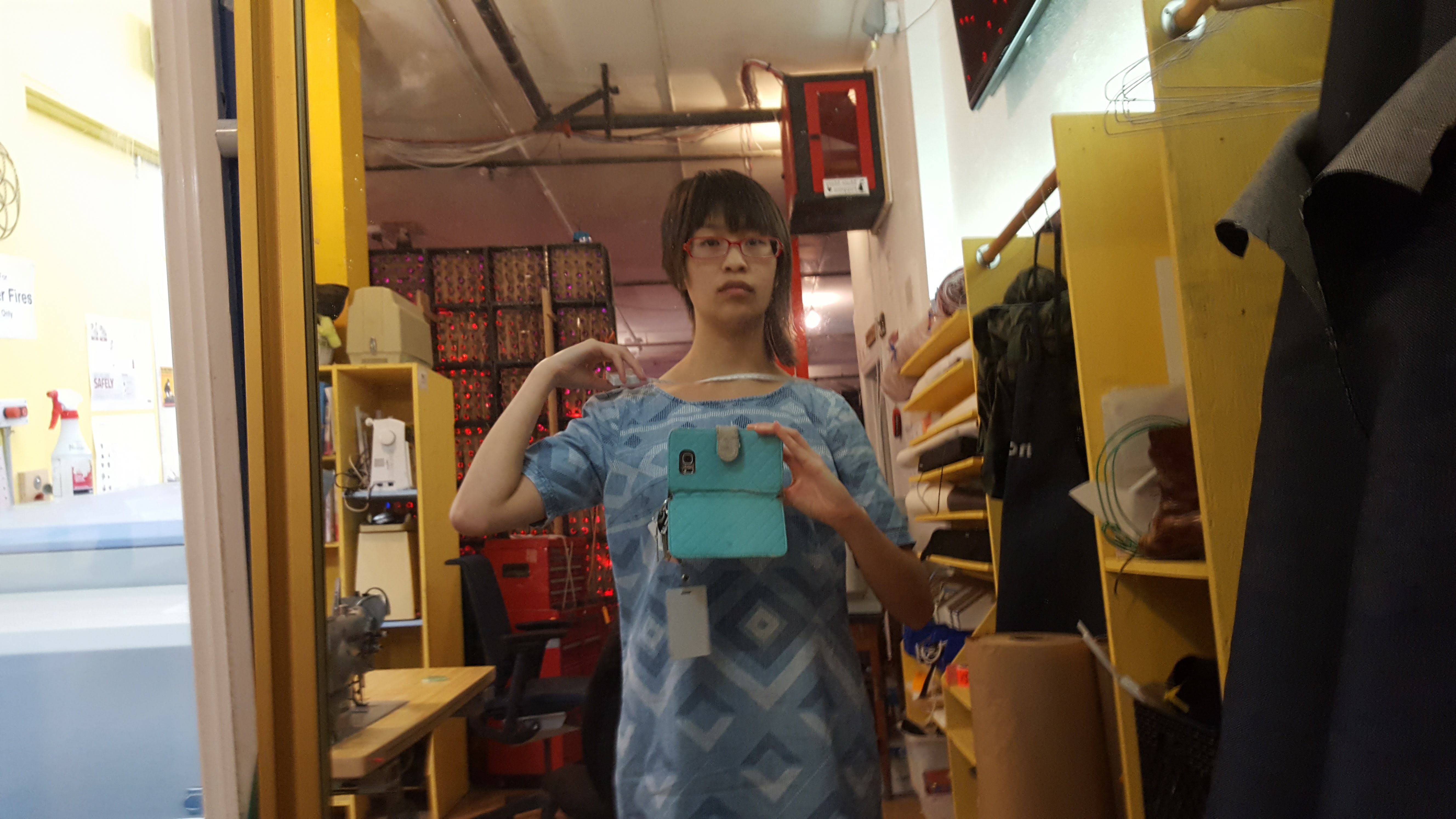 Picture of Measure and Cut Sweater Body