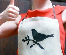 Put a Bird on It! | Portlandia Apron