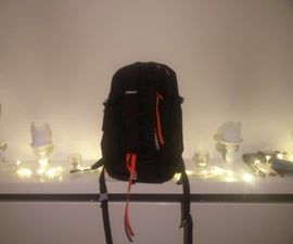 Back Pi Smart Backpack With NFC-content Tracker