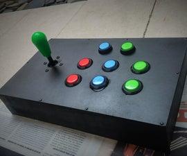 Control Arcade Arduino UNO