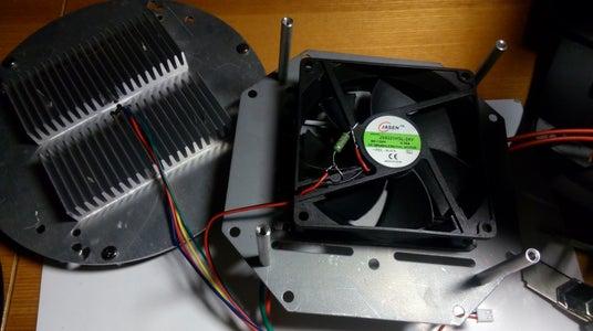 Lowering the Fan Speed