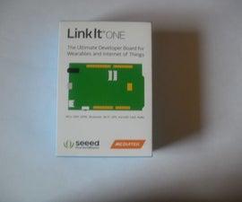 LinkIt ONE Decorative Traffic Light