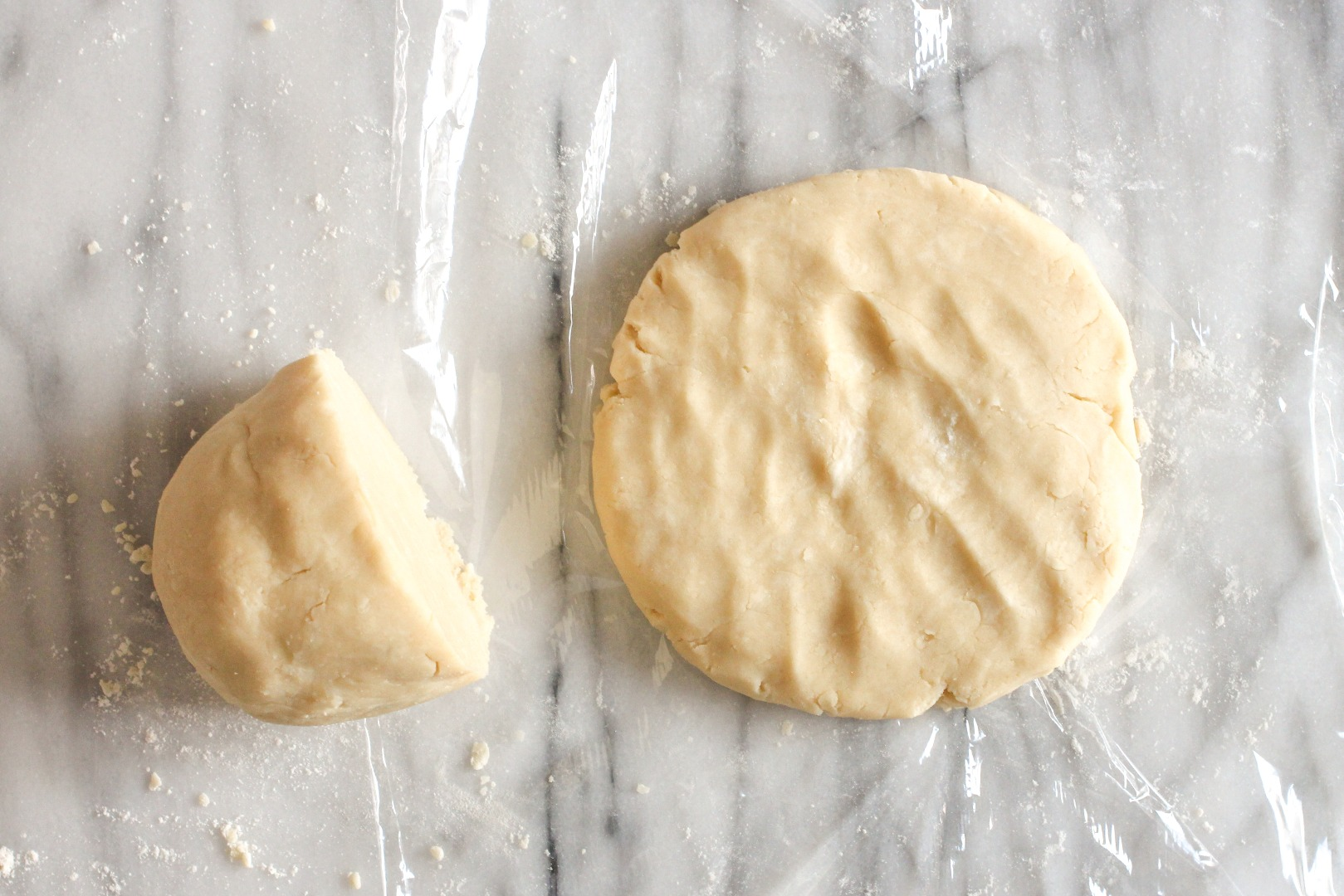 Picture of Prepping and Chilling the Pie Crust