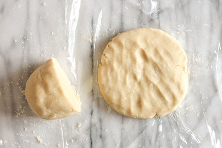 Prepping and Chilling the Pie Crust