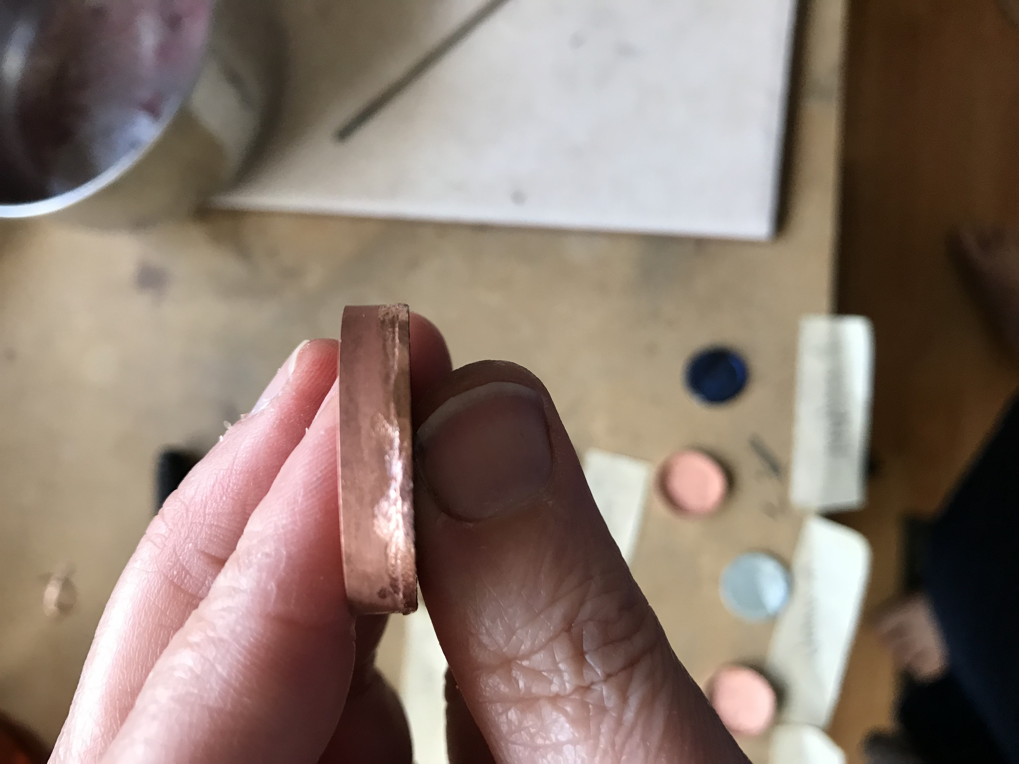 Picture of Cleaning Up the Edges