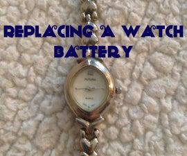 How I Fixed My Watch