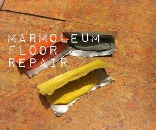 Bathroom Floor Repair With Sugru!