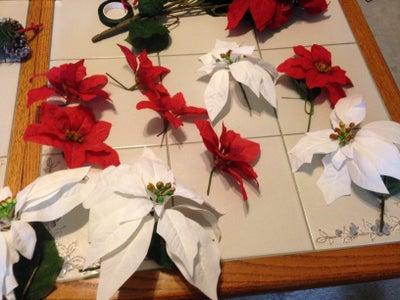 Cut Apart Your Flowers