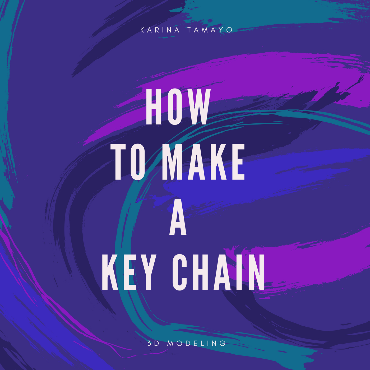 Picture of How to Make a Keychain