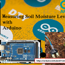 Measuring Soil Moisture With Arduino