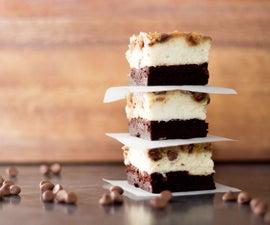 How to Make Brownie Cheesecake Cookie Bars