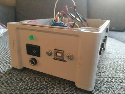 Making the Electronics.