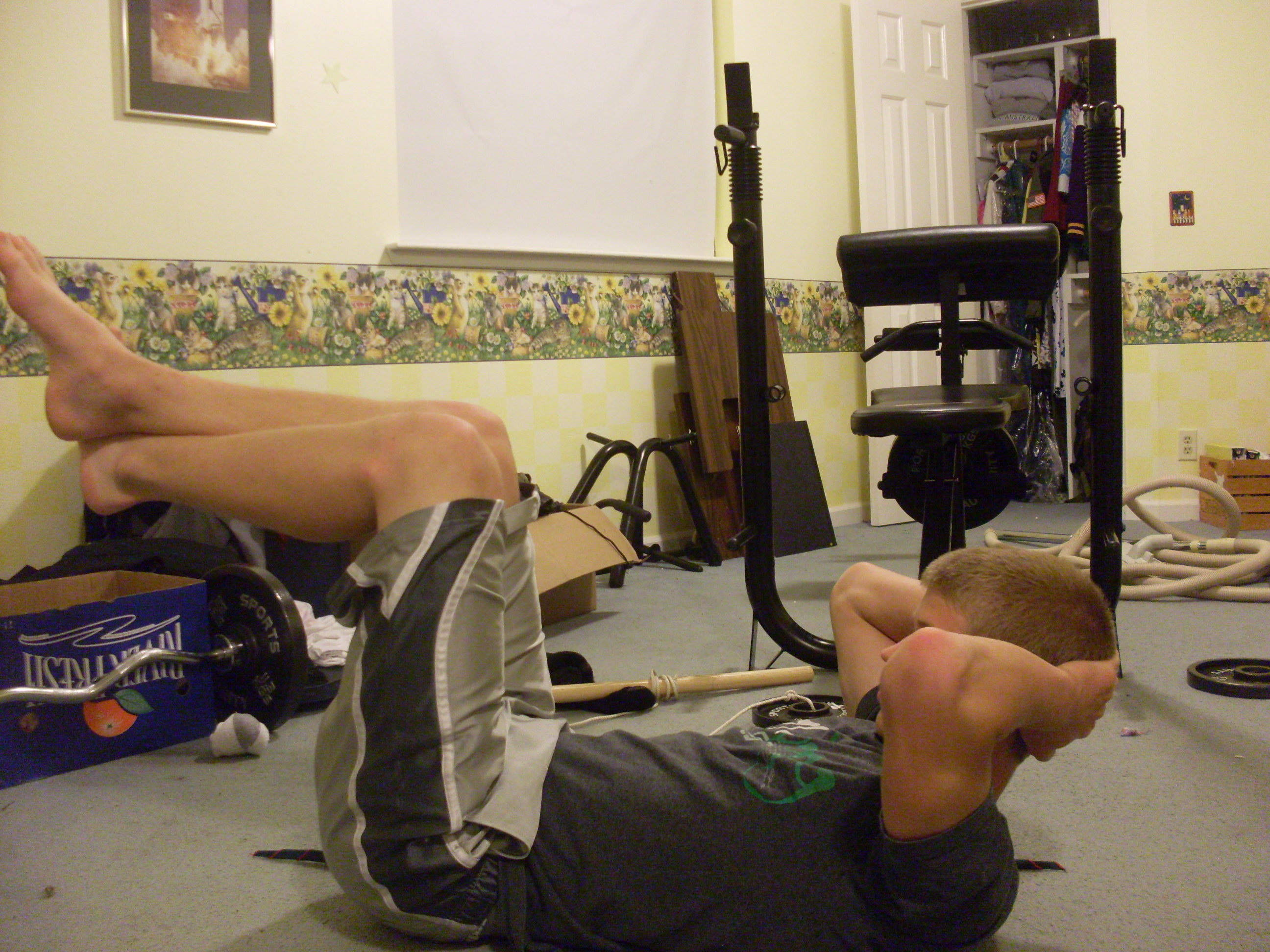 Picture of Crunches