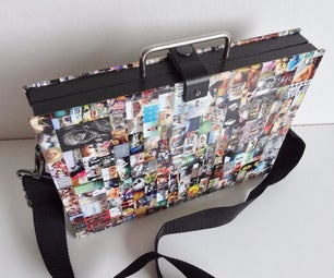 Change Your Favorite Book Into a Bag
