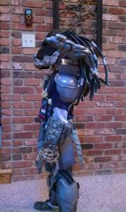 Predator Costume - Child Size