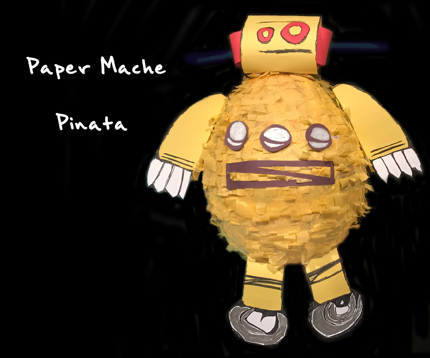 Picture of How to Make a Pinata