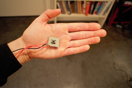 Make a Sneaky Wearable 'State Change Switch'!
