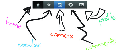 Open the Camera Pane