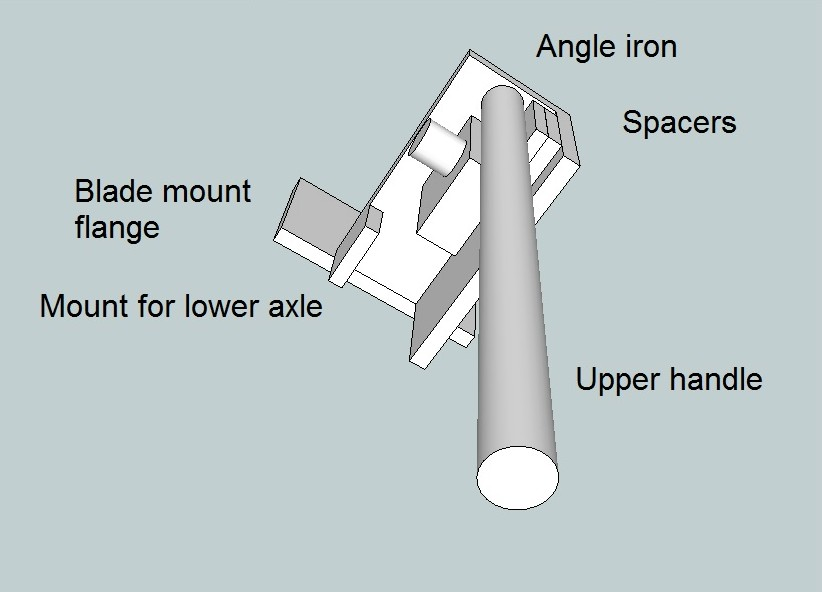 Picture of Weld the Upper Handle