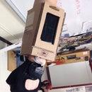 Cardboard Fallout PIP-boy