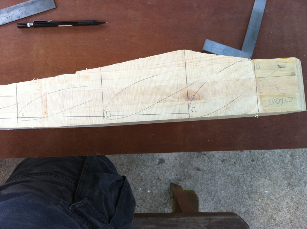 Picture of Small Wind Turbine Blade (6 Foot Dia.)