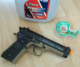 Airsoft- Unlimited Ammo